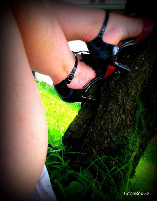 Fétichisme des pieds au naturel