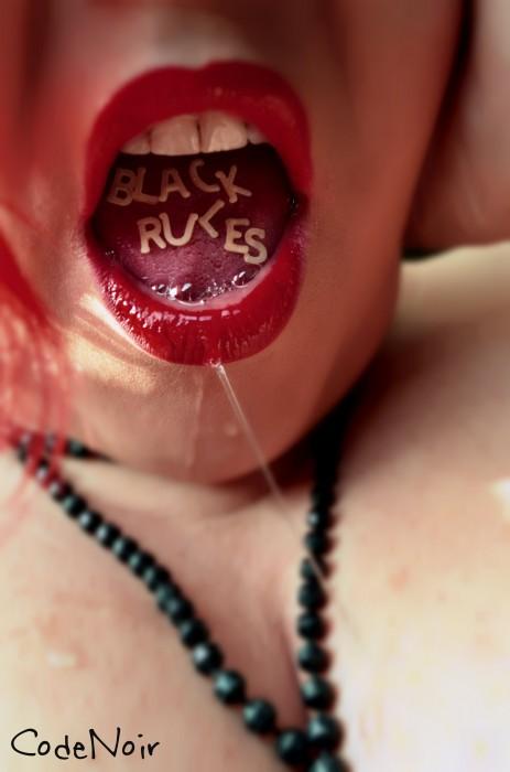 Je bave d'envie de transgresser les règles