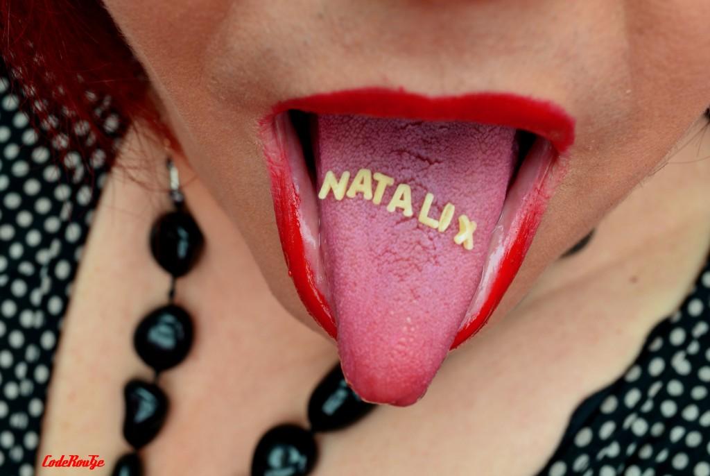 Natalix, je t'ais sur le bout de la langue