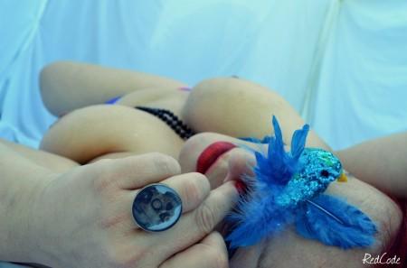 Blue Bird de Charles Bukowski