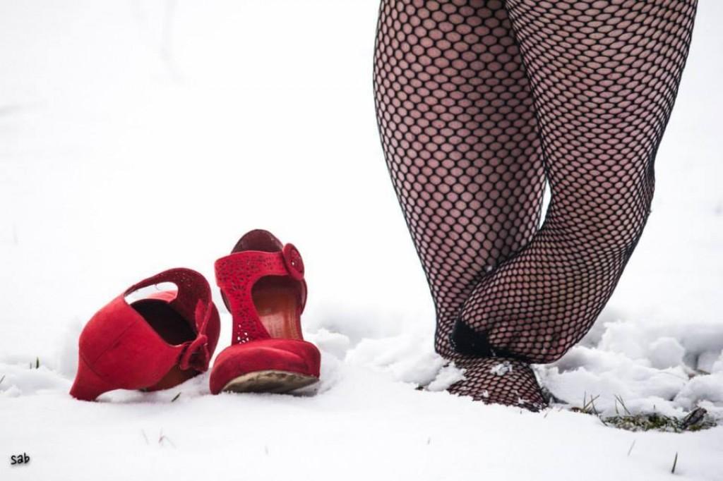Résilles glacés by Sabrina
