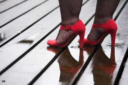 Reflets de talons by Sabrina